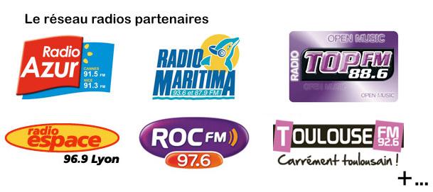 Réseau de Radios Partenaires