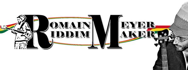 ROMAIN.M-riddims maker-LIGHT UP CREATION music