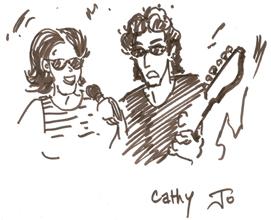 Cathy et Joe