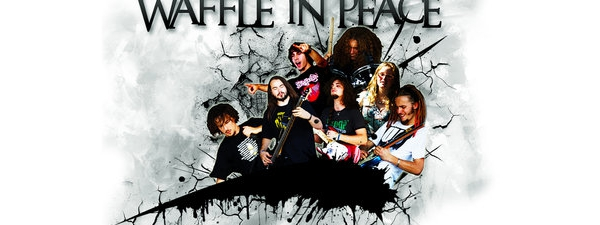 waffle in peace