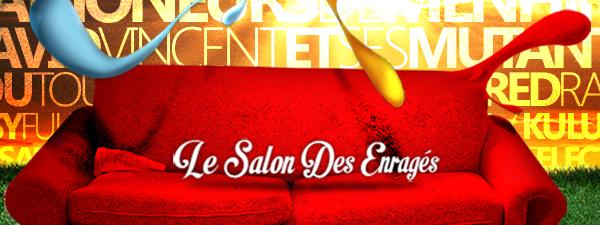 Festival Le Salon Des Enragés 2013