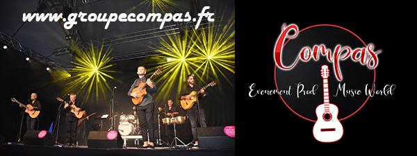 COMPAS (gipsy rumba flamenco)