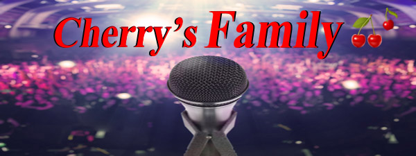 Alex´m Cherry's Family