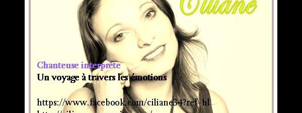 Ciliane sings