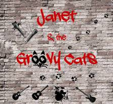 Janet and The Groovy Cats