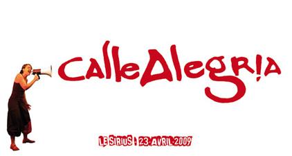 CALLE ALEGRIA
